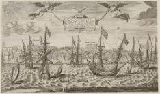 Amstelredam | omtrent 't Jaar 1570
