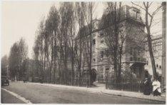Wilhelmina Gasthuis, Eerste Helmersstraat 104