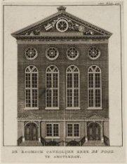 De Roomsch Catholyke Kerk De Pool te Amsterdam