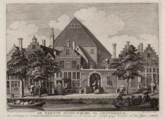 De eerste Schouwburg te Amsterdam onder de benaminge van COSTERS NEDERDUITSCHE A…