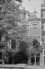 Bloemgracht 20, winkel-woonhuis uit 1877 van architect J.H. Schmitz