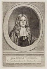 Joannes Hudde (1628-1704)