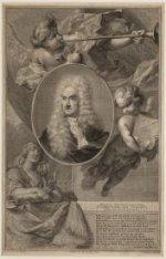 Ferdinand van Collen; Heer van Gunsteren (28-07-1651 / 30-10-1735)