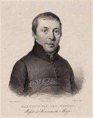 Martinus van der Weyden (30-05-1800 / 14-10-1826)