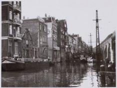 Haarlemmer Houttuinen 36-50, achterzijde, gezien vanaf de Korte Prinsengracht en…