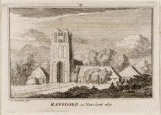 Ransdorp in Waterlant 1630