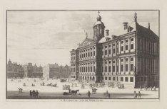 ''t Stadhuis: aan de Voor zyde