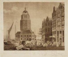 De Haringpakkers Toren, te Amsterdam