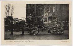 Bezoek Koningin Wilhelmina en Prins Hendrik t.g.v. hun huwelijk