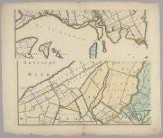Omliggende gebieden behorende bij de kaart van Amsterdam