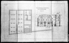 Westerdokstraat 28-29/Haarlemmer Houttuinen 16-18, het bouwen van een stal met b…