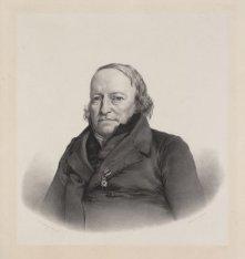 Portret van Johannes Kinker (1764-1845), letterkundige en wijsgeer en hoogleraar…
