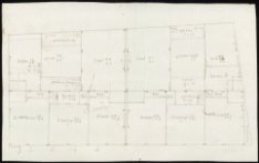 Blad 10 van het 4e, losbladige, kaartboek van de Gasthuizen (toegangsnummer 342/…