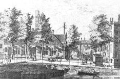 Prinsengracht 665, Nieuwe Walenkerk