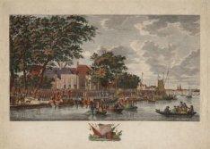 Uittocht van 600 gewapende Amsterdamse burgers naar Utrecht