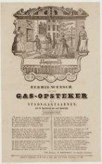 Kermis-Wensch van den gas-opsteker der stadslantaarnen  H. Heuperman, 9 septembe…