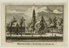WESTERKERK en VLEESHAL tot Amsterdam 1650