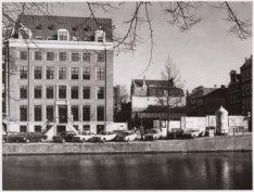 Keizersgracht 285, het kantoor van de Nederlandse Credietverzekerings Maatschapp…