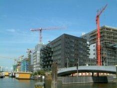 Nieuwbouwwoningen Westerdok 4-318 (v.r.n.l.)