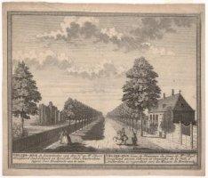Velzer-end, de Lustplaetze van den Hr. en Mr. Elbert Graefland Oud Schepen en Ra…