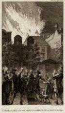 Verbranden van den Amsteldamschen Schouwburg