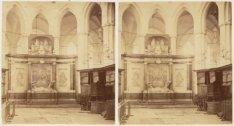 Praalgraf Michiel Adriaenszoon de Ruijter in de Nieuwe Kerk