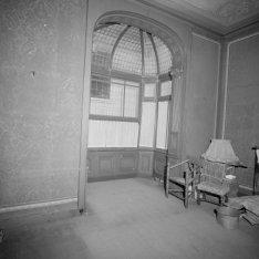 Keizersgracht 414, kamer met erker aan de achterzijde van het voorhuis