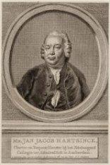 Jan Jacob Hartsinck (14-10-1716 / 28-10-1779)