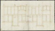 Blad 30 van het 4e, losbladige, kaartboek van de Gasthuizen (toegangsnummer 342/…