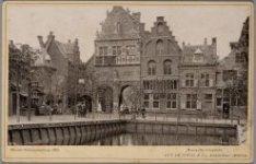 Oud-Hollands stadje op de Wereldtentoonstelling op de Museumterreinen (Museumple…