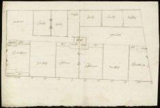 Blad 11 van het 4e, losbladige, kaartboek van de Gasthuizen (toegangsnummer 342/…
