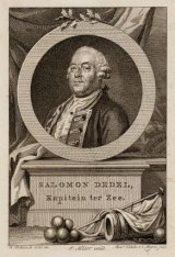 Salomon Dedel (18-12-1736 / 15-10-1800)