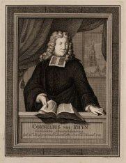 Cornelis van Rhijn (23-09-1683 / 21-11-1745)