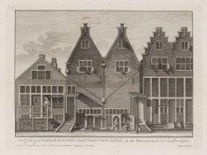 De Jan Jacobsgezinden-Mennoniten-Kerk, in de Bloemstraat te Amsterdam