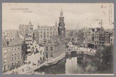 Sophiaplein met Munttoren