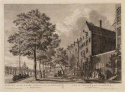 IJgracht 31, de Kweekschool voor de Zeevaart, later Prins Hendrikkade 189