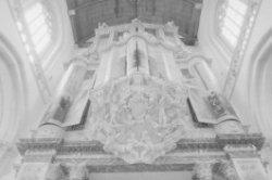 Dam 12, Nieuwe Kerk, het grote orgel