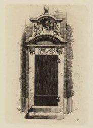 Poortje van het Metselaars-gilde