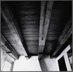 Interieur voormalige rooms-katholieke Armenkantoor, Keizersgracht 384. Plafond m…