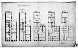 Verbouwing van het ziekenhuis Keizersgracht 810 tot kantoorgebouw