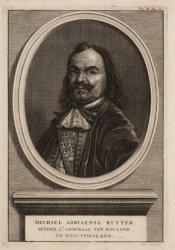Michiel Adriaensz. de Ruijter (24-03-1607 / 29-04-1676)