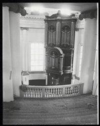 Singel 11, Ronde Lutherse Kerk, na restauratie