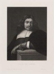 Portret van Jacob van Campen (1595-1657)