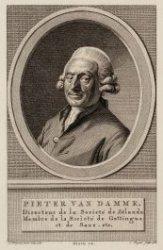 Pieter van Damme (1727 / 1806)
