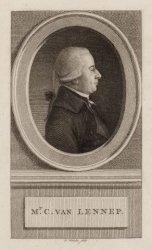 Cornelis van Lennep (22-02-1751 / 01-02-1832)
