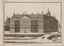 La Maison d'Amsterdam par derriere