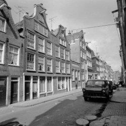 Goudsbloemstraat 2  - 46 (ged.) v.r.n.l. gezien naar de Brouwersgracht