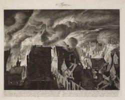Swaaren Brandt, tot Amsterdam, tussen d''Elands graft en Straat, op den 27 July …