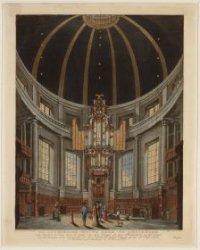 De Luthersche Nieuwe kerk te Amsterdam