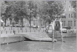 Het Homo-monument bij de Westermarkt